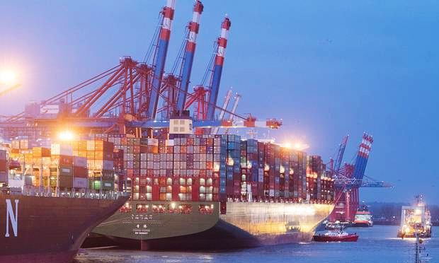 项目案例—货柜船在马耳他船坞整修